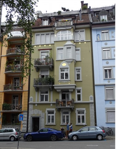 Luzern - Brünigstrasse 9